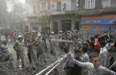 SCAF kêu gọi chấm dứt bạo lực chống người biểu tình