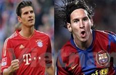"""Mario Gomez """"phục sát đất"""" tài năng của Messi"""