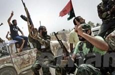 Các chiến binh Libya gia nhập phe nổi dậy ở Syria