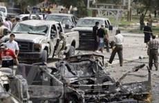 Iraq: Nổ bom tại một khu chợ làm 10 người chết