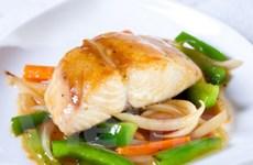 Ăn cá giúp giảm nguy cơ mắc các bệnh tim mạch