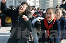 Người Triều Tiên nguyện ủng hộ ông Kim Jong Un