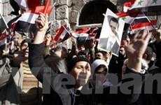 Syria: Chính phủ trả tự do cho hàng trăm tù nhân