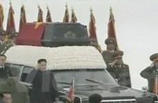 Xe sang Triều Tiên