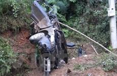 Thêm một người chết trong vụ tai nạn ở Hà Giang