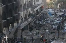 Đánh bom liên hoàn ở Iraq, 50 người thương vong