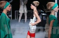 Thời trang nhiều màu sắc sẽ lên ngôi năm 2013
