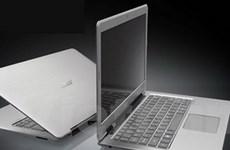Hãng Acer sẽ tăng dần lượng ultrabook xuất xưởng