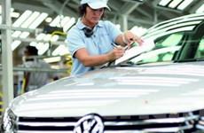VW giữ kế hoạch lắp 400.000 chiếc xe ở Slovakia