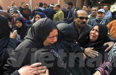 Người dân Ai Cập giận dữ trước thảm kịch bóng đá