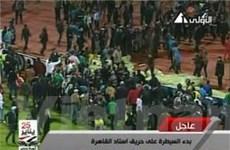 Thế giới phẫn nộ với thảm kịch bóng đá ở Ai Cập