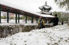 Trung Quốc cảnh báo đợt giá lạnh tăng cường mới