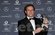"""Barca giành giải thưởng """"Nobel thể thao"""" Laureus"""
