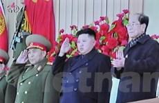 Cận cảnh lễ duyệt binh tưởng nhớ ông Kim Jong-Il