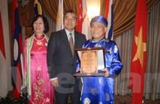 Nhà văn cựu chiến binh VN nhận giải thưởng lớn