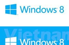 Microsoft công bố mẫu logo mới của Windows 8