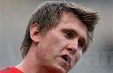 Thủ môn Kuszczak ngậm ngùi rời khỏi Man United