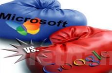 """Google quyết định """"vạch trần"""" lời tố của Microsoft"""