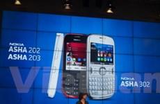 Hãng Nokia trình làng loạt điện thoại Asha mới