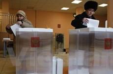 Nga: Đảng UR thắng bầu cử chính quyền địa phương
