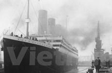 Triển lãm tưởng niệm 100 năm vụ chìm tàu Titanic