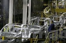 Hãng Ford cắt giảm sản lượng tại 2 nhà máy ở Đức