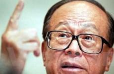 Tỷ phú Hong Kong giành lại vị trí giàu nhất châu Á