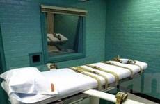 Một bang ở Mỹ thi hành 2 án tử hình trong 10 ngày
