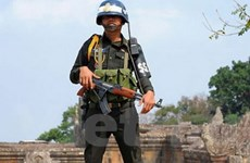 Campuchia đề nghị Thái Lan họp về việc rút quân