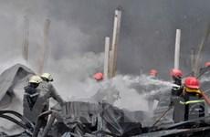 Giới thiệu với quốc tế về công tác cứu nạn ở VN