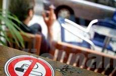 Bắc Kinh mạnh tay hơn với lệnh cấm hút thuốc lá