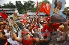 Đảng NLD tuyên bố bà Suu Kyi giành ghế quốc hội