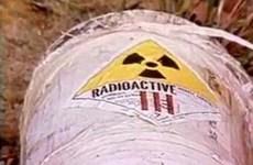 Phát hiện rác thải phóng xạ gần đường cao tốc
