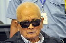 """""""Anh hai"""" Khmer Đỏ Nuon Chea tìm cách để chối tội"""