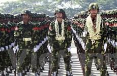 Quân đội Myanmar thay 59 đại diện trong quốc hội