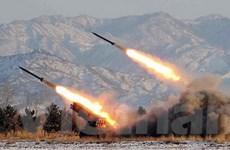 """""""Vũ khí di động"""" của Triều Tiên có thể tấn công Mỹ"""
