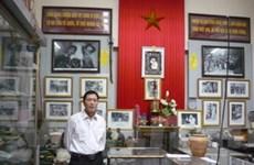 Cựu chiến binh tự mở bảo tàng kỷ vật chiến tranh