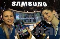 Samsung công bố mưc lợi nhuận kỷ lục trong quý 1