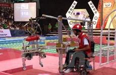 Sôi động cuộc thi sáng tạo Robot Việt Nam 2012