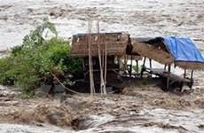 Lụt và lở đất ở Indonesia làm 3 người thiệt mạng