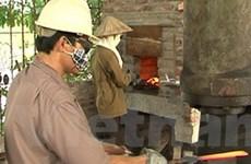 Làng nghề rèn Bàn Mạch: Tất bật và tràn sức sống