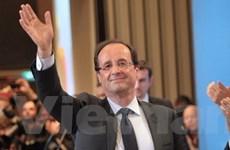 Tổng thống Pháp Hollande tuyên thệ nhậm chức