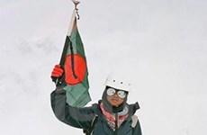 Người phụ nữ Bangladesh đầu tiên lên đỉnh Everest