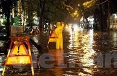 Khu vực Hà Nội tiếp tục có mưa to trong vài giờ tới