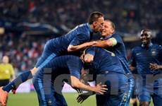 Blanc hài lòng với màn lội ngược dòng của đội Pháp