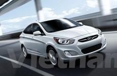 Hyundai và Kia nâng cấp Accent 2013, Sorento 2013