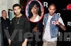 Chris Brown và Drake ẩu đả ở hộp đêm vì Rihanna