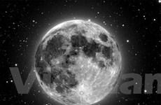 Phát hiện băng trên bề mặt hố lớn nhất Mặt Trăng