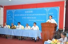 Đại hội Hội người Campuchia gốc Việt lần thứ V