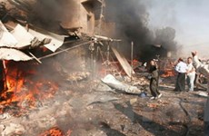 Iraq: Đánh bom xe ở chợ làm 25 người thiệt mạng